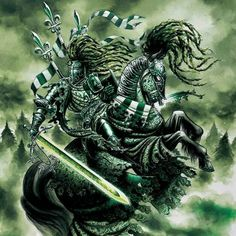 Lorehammer: The Green Knight