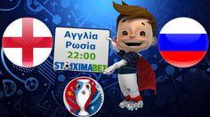 Αγγλία - Ρωσία - http://stoiximabet.com/euro2016-agglia-rosia/ #stoixima #pamestoixima #stoiximabet #bettingtips #στοιχημα #προγνωστικα #FootballTips #FreeBettingTips #stoiximabet