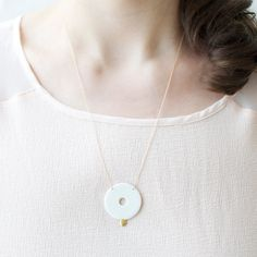 SOLIA NECKLACE – by loumi