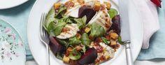 Spicy chicken salad | Asda Good Living