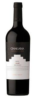 Blog de Vinos de Silvia Ramos de Barton -The Wine Blog- Argentina -: Chakana cosecha orgánica