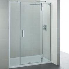Ideal Standard Tonic Flat Top Pivot Alcove Shower Door 1200mm