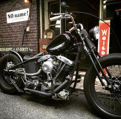 One Badass ride