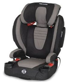 Recaro Performance High Back Booster Car Seat - Reviewed and rated at Mommyhood101.com