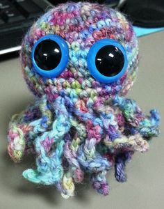 Mini Cthulhu. :) My design