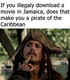 Pirate Of The Carribean #Carribean, #Pirate