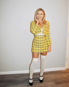Cher+From+Clueless+|+You'll+Love+These+Easy+Halloween+Costume+Ideas+From+The+90s