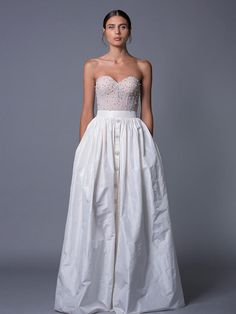 Lihi Hod Fall 2017: Romantic, Whimsical Wedding Dresses   TheKnot.com
