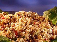 Mediterranean Madness Salad from FoodNetwork.com