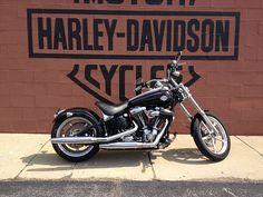 2008 Harley-Davidson® FXCWC Softail® Rocker™ C