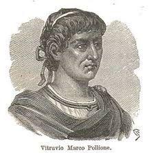 Marco Pollione Vitruvio n°1 all time.