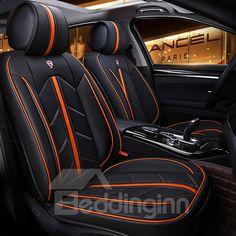 2012 - 2 X frentes LUJO Gris y Negro Cubiertas de Asiento de Coche SEAT Mii
