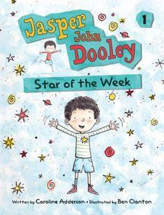 Amazon.com: Jasper John Dooley: Star of the Week eBook: Adderson, Caroline, Clanton, Ben: Kindle Store