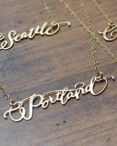 Portland Necklace