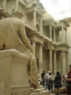 Pergamo museum, in Berlin, Germany (Photo: Karla Gonzalez) Bratislava, Berlin Germany, Budapest, Greek, Bucket, Statue, Art, Salzburg, Dresden