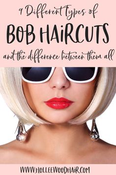 Bob haircuts are kinda amazing.but do you know the difference between a graduated bob, a-line haircut, and the other types of bob haircuts? : Bob haircuts are kinda amazing. Aline Haircuts, Asymmetrical Bob Haircuts, Long Bob Haircuts, Inverted Bob, Short Bob Hairstyles, Cool Hairstyles, Graduated Bob Haircuts, Short Angled Bobs, Pinterest Hairstyles