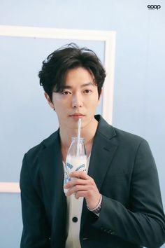 Take a look at Kim Jae Wook behind the scenes of the poster shoot for Her Private Life Koogle TV Korean Star, Korean Men, Lee Jong Suk, Lee Dong Wook, Lee Joon, Asian Actors, Korean Actors, Korean Dramas, Park Hae Jin