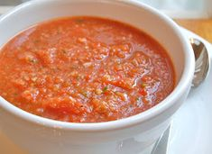 Chef Mommy: Gazpacho