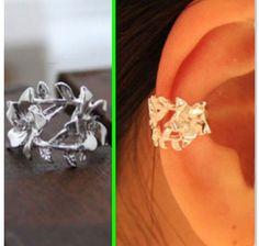 Ear cuffs are so pretty!!