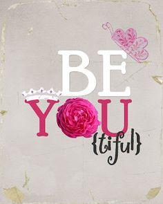 My Uni-Verse: Be You{tiful}
