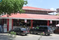 Local's place to buy fresh fruit and vegetables.