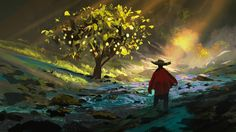 Quentin Regnes - The holy lemon tree