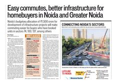 Easy commutes, better infrastructure for homebuyers in and by Hindustan Times