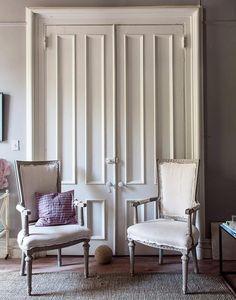 Un apartamento de líneas suaves y delicadas | El rincón de Sonia