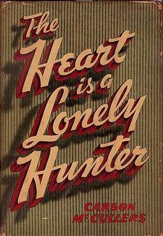 El corazón es un cazador solitario. Carson McCullers