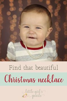 Her first Christmas is so special! Finding the perfect baby's first Christmas gift isn't easy - we've got you covered. Little Girls' Pearls handcrafts dainty, yet sturdy real pearl and silver jewelry for girls. Super quick shipping to be sure it arrives i Pink Gift Box, Pink Gifts, Silver Bracelet For Girls, Silver Jewelry, Silver Rings, Gold Jewellery, Real Pearl Necklace, Pearl Bracelets, Pearl Necklaces