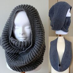 Love the texture on this paid pattern. #cowl #knitting #texture  To learn how to get cash back on your crafting supplies when you shop online, and a ton of other things too, go to http://www.topcashbacksecret.com/59/get-cash-back