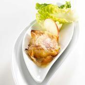 Croustillant de livarot, jambon cru et pommes acidulées - une recette Terroir - Cuisine