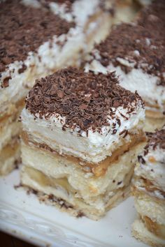 Tiramisu, Food And Drink, Cooking Recipes, Cookies, Baking, Ethnic Recipes, Gastronomia, Lolly Cake, Cooking