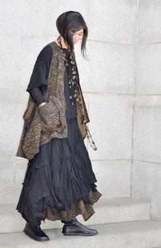 Shown w/ Modena Dress and Manifold Skirt