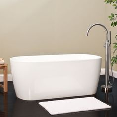 "Mera Acrylic Freestanding Tub - 59"" or 67"""