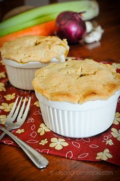Vegan Gluten Free Pot Pie