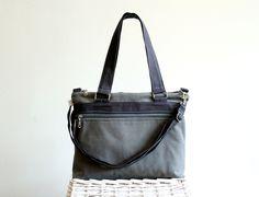 Unisex - Umhängetasche - Tasche von BayanHippo auf DaWanda.com
