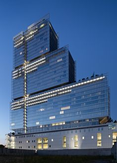 Gallery of Renzo Piano's Paris Courthouse Through the Lens of Marwan Harmouche - 3