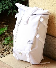 """. IDP of DETAILS (di Tales) × DETAILS Backpack """"ROLLS"""" (backpack / backpack) 