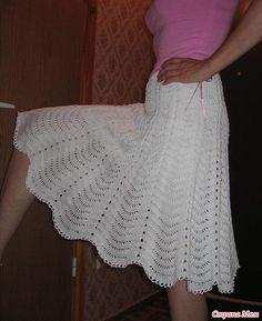 Понравилась юбка...
