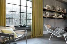 Copahome raamdecoratie. Marrakech overgordijn, gordijnen, raamdecoratie, groen / rideau rideaux, Maroc, atmosphere, intérieur, fenêtre, décoration de fenêtre, vert