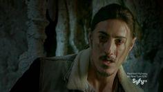 "Eric Balfour as Duke Crocker in Haven 4x13 ""The Lighthouse"""
