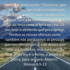 Mateus 6:9-13