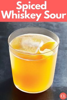 Five-spice powder turns the classic whiskey sour into something special. You can double, triple, or quadruple the spiced sugar syrup and refrigerate for up to two weeks. Use in cocktails, or drizzle over hot oatmeal. | Cooking Light