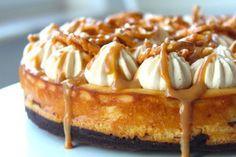 Sweets Cake, Cookie Desserts, No Bake Desserts, Just Desserts, Delicious Desserts, Cupcake Cakes, Caramel Cheesecake, Cheesecake Recipes, Chocolat Cake