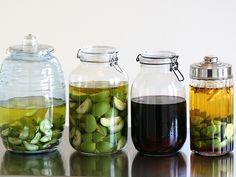 Receptury na lecznicze mikstury z zielonych orzechów włoskich