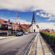 Nikolai Church Rønne, Bornholm #nikolaichurch #church #rønne #bornholm #denmark #danmark #dänemark