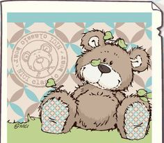 NICI: Classic Bear:)
