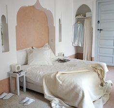 Арки для маленькой спальни в восточном стиле