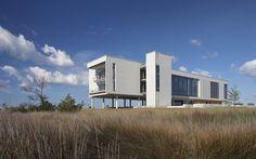 Instituto de Estudios Costeros UNC / Clark Nexsen (Wanchese, NC, EEUU) #architecture